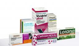 Antihistaminika bei Konjunktivitis